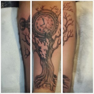 Clock_in_tree