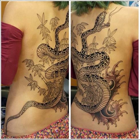 jap snake
