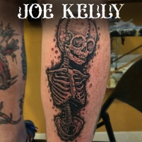 Joe Kelly  THUMBNAIL